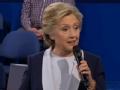 《艾伦秀第14季片花》第二十九期 希拉里辩论时与红衣男对舞 川普臭脸镜头引哄笑