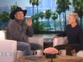 《艾伦秀第14季片花》第三十四期 布鲁克斯甜蜜带妻子巡演 解释新歌名中尴尬舞姿