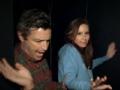 《艾伦秀第14季片花》第三十八期 安迪携助手闯鬼屋被吓坏 频爆粗口引艾伦爆笑
