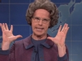 《周六夜现场第42季片花》第五期 科林反驳教堂女自己不是gay 教堂女唱歌批判世界