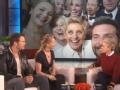 《艾伦秀第14季片花》第四十八期 克里斯为詹尼佛做特技 克里斯曝男胸下垂引爆笑