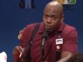 《周六夜现场第42季片花》第六期 大卫变身发言官解释失误 莱斯莉遭质疑发飙怒吼