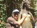 《艾伦秀第14季片花》第五十四期 夫妇摸女生胸祈祷好运 福利蒙特街惊现暴露男