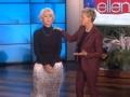 《艾伦秀第14季片花》第五十八期 海伦欲代替艾伦主持 两人大打出手争主持职位