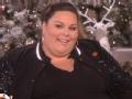 《艾伦秀第14季片花》第六十一期 克丽丝直言当演员是为求关注 曝因太胖被歧视