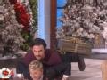 《艾伦秀第14季片花》第六十四期 艾伦推倒米洛演绎新体位米洛现场大尺度露胸脱衣