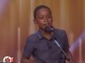 《艾伦秀第14季片花》第六十七期 黑人小歌手温情致敬杰克逊五兄弟 现场送歌艾伦