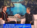 《艾伦秀第14季片花》第六十七期 艾玛斯通因爱出汗遭调侃 高斯林为电影狂练钢琴
