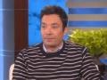 《艾伦秀第14季片花》第七十五期 艾伦坐地假唱惹怒吉米 与吉米上演法式舌吻