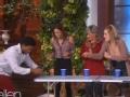 《艾伦秀第14季片花》第八十一期 疯狂翻杯游戏嗨全场 两队为争五千块斗智斗勇