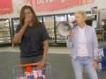 《艾伦秀第14季片花》第八十五期 艾伦忆与奥巴马夫妇趣事 粉丝视频艾伦不敢相信