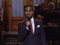 《周六夜现场第42季片花》第十二期 阿兹直言川普当选有色人受歧视 新闻报道不真实