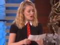 《艾伦秀第14季片花》第九十一期 贝丝为艾伦献唱获赞 艾伦忆贝丝摔倒尴尬时刻