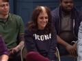 《周六夜现场第42季片花》第十三期 克里斯汀变秃顶当众脱裤子 醉酒后与已婚男同居
