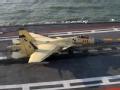 """""""被赶下""""航母的F111B"""