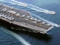 美军宣称两大舰队随时能在南海一战