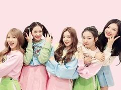 Red Velvet现身庆祝公演 劲歌热舞High翻全场