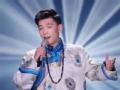 《耳畔中国片花》蒙古族帅哥唱《牧歌》 营造蓝天白云草原情境