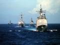 中国这些舰 曾让传统海上大国惊艳