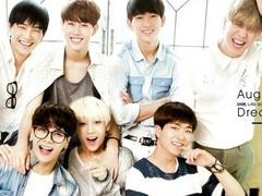 GOT7公演显超高人气 粉丝过分热情致演出中断