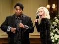 《周六夜现场第42季片花》第十六期 斯嘉丽葬礼上嗨唱屁屁歌 集体饶舌尬舞嗨到爆