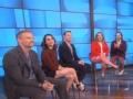 《艾伦秀第14季片花》第一百二十六期 梅丽莎与好友演情景剧 尬聊国际舞蹈笑哭艾伦