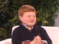 《艾伦秀第14季片花》第一百二十八期 诺亚自称跆拳道四级被问懵 喝水狂撒似尿裤子