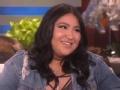 《艾伦秀第14季片花》第一百三十一期 纽约女孩助人视频走红网络 获艾伦助与偶像见面