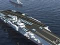 外界猜中国未来航母十八万吨一条
