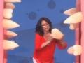 《艾伦秀第14季片花》第一百四十二期 现场惊现怪兽吞观众 艾伦调侃卢克腹肌秒变胖