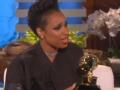 《艾伦秀第14季片花》第一百四十四期 詹妮弗获艾伦颁格莱美奖 称艾伦是好运符要揣走