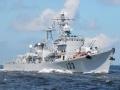 新一代驱逐舰重庆舰 曾赴曾母暗沙宣示主权