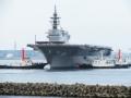 日本出云号护航美舰 是真护航还是夹带私货?