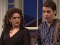 《周六夜现场第42季片花》第十九期 克里斯与女友对唱遭嫌弃 为效果砸碎窗户飙血