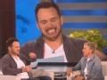 《艾伦秀第14季片花》第一百五十六期 帕拉特带牙套变口吃 为解释唱歌乐哭艾伦