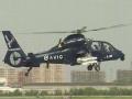 直19E首飞 中国武装直升机再填悍将