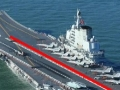 厉害了我的航母 辽宁舰甲板现迄今最大数量歼-15