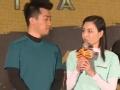 《极速前进中国版第四季片花》吴敏霞现场表白郭晶晶 称其像家长一样照顾自己