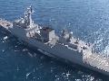 中国新型万吨驱逐舰热议持续