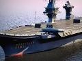 俄欲造新航母 中国航母能借鉴