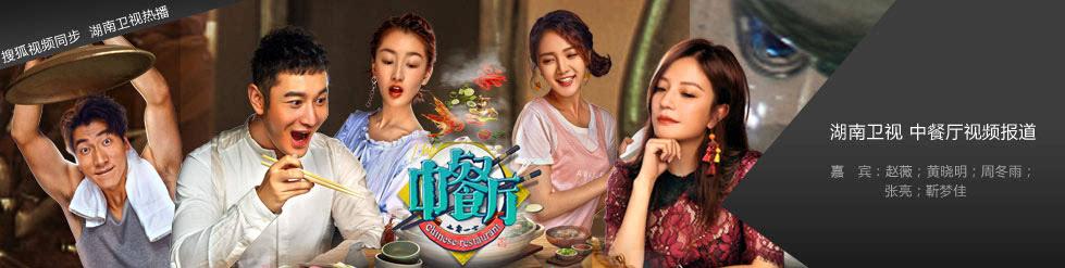 栏目介绍 《中餐厅》是湖南卫视推出的青春合伙人经营体验节目.图片