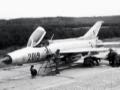 歼-6痛击美军战机