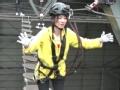《极速前进中国版第四季片花》第二期 王丽坤勇气爆表挑战高空圆盘 小综暖心陪伴鼓励