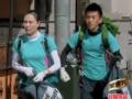 《极速前进中国版第四季片花》第四期 张效诚宠溺唤吴敏霞爱称 极速家族被虐翻垃圾桶