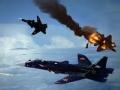 被我军击落的美军战机