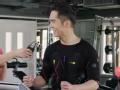 《健身荷尔蒙片花》盛一伦首次体验电脉冲锻炼 吐槽电流像手机振动
