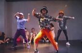 hiphop编舞像是在开派对