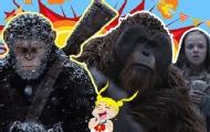 人猿最后的战役太虐心!