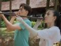 《极速前进中国版第四季片花》第九期 王丽坤吹箭体验无限弹药 强子开挂现场教学