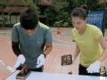 《极速前进中国版第四季片花》第九期 王丽坤贾静雯PK手工蜡染 吴敏霞夫妻起争执